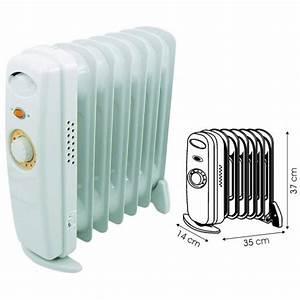 Radiateur A Bain D Huile : radiateur chauffage bain d 39 huile 450w euromarine bateau ~ Dailycaller-alerts.com Idées de Décoration