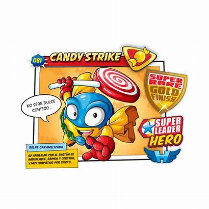 Superzings Candy Strike Figura Comprar Llaveros Figuras