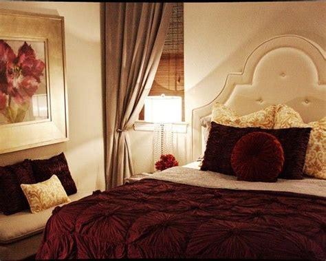 Best 25+ Burgundy Bedroom Ideas On Pinterest
