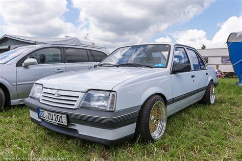 Opel Club by Opel Ascona C Opel Club Elmshorn