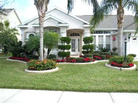 Landscaping With Palm Tree Ideas Simple Front Yard