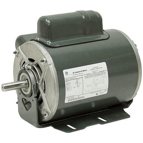 Ac Electric Motors by 1 2 Hp 1140 Rpm 230 Vac Marathon Motor Ac Motors Base