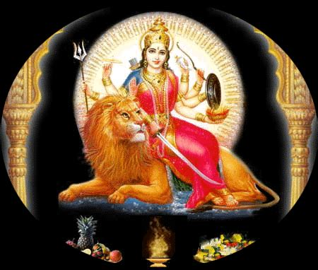 Animated Navratri Wallpapers Hd - happy navratri 2014 animated pictures jai mata