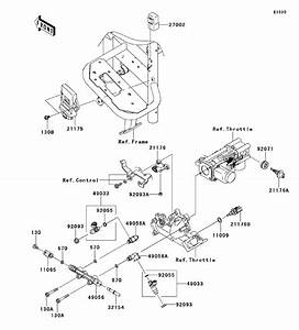 Kawasaki Mule 4010 Fuel Filter Location