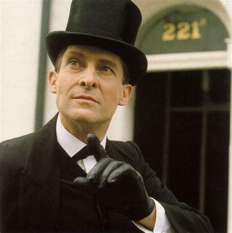 sherlock holmes jeremy brett actor which actors steampunk granada characters played tv baker roger street moore 221b famous return peter