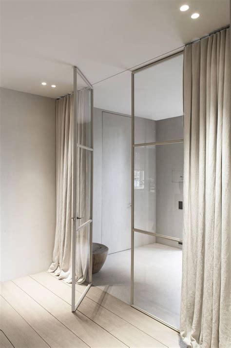 Glass Doors Interior Intimacy, Beauty, Waterproof
