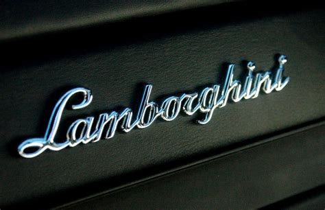 amazing lamborghini logo history hd wallpaper
