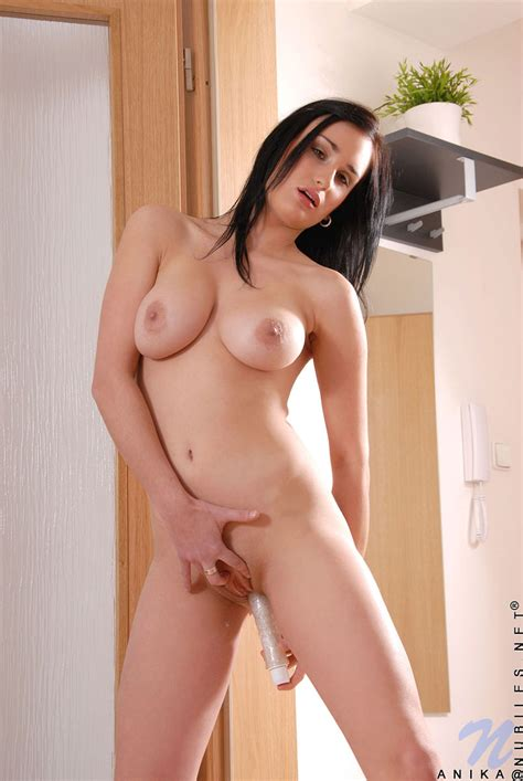 Featuring Nubiles Anika In Real Hot Pussy