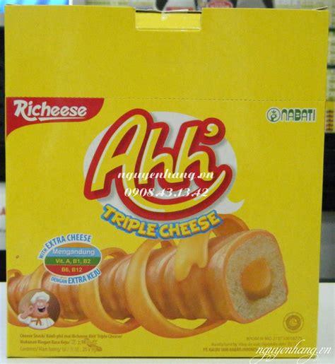 Richeese Ahh Cheese 5 5 Gr b 225 nh hộp richeese ahh nh 226 n ph 244 mai 20 c 226 y