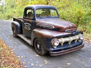 Classic 1951 Ford F1 Pickup All Wheel Drive V8 5 Speed Hotrod Street Rod Shop Truck F100 For