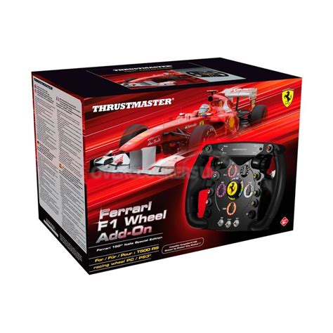 volante f1 pc thrustmaster f1 steering wheel addon for the t500