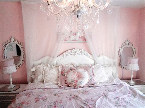 bedroom : Cool Shabby Chic Bedroom Curtains Set By