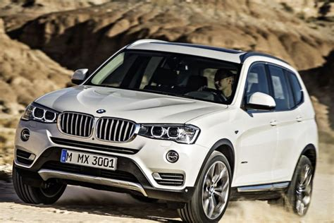 The 2016 bmw x3 carries a braked towing capacity of up to 2000 kg, but check to ensure this applies to the configuration you're considering. 2016 BMW X3 - NY Daily News