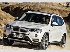 2016 BMW X3 NY Daily News