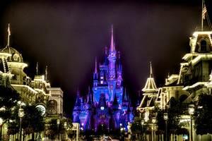 Cinderella Castle Wallpapers – AtDisneyAgain