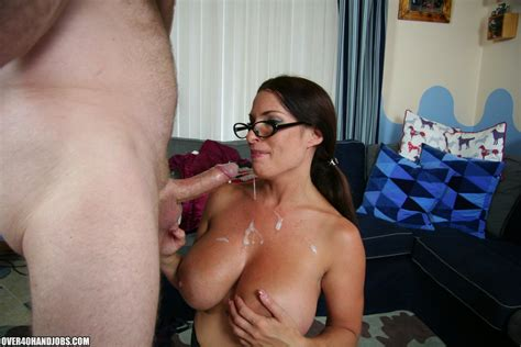 Goldie Blaire Over 40 Mom Handjobs Step Son Over 40