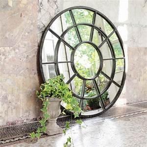 Grand Miroir Maison Du Monde : miroir anjou maisons du monde ~ Teatrodelosmanantiales.com Idées de Décoration