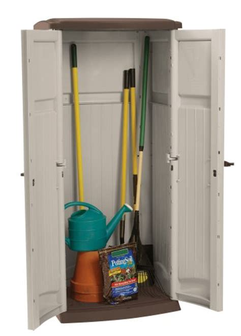 suncast vertical tool shed 20 cubic ft gifts for the