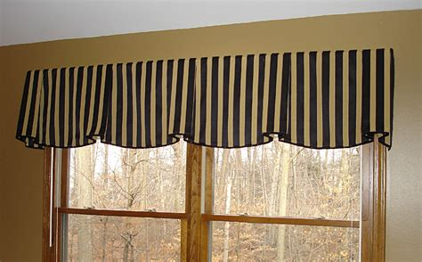 Easy To Make Window Valance Styles