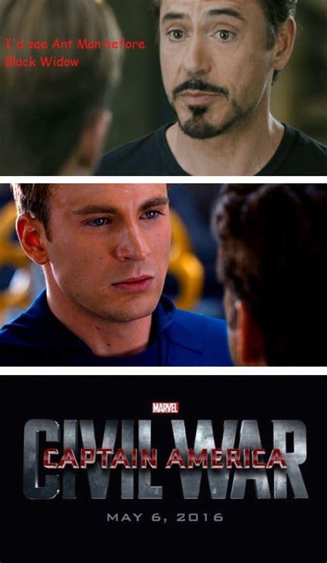 Civil War Meme Captain America Civil War Meme Captain America