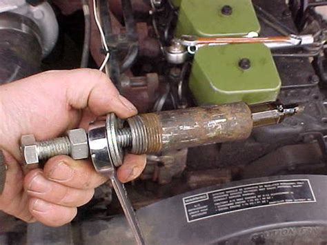 Injector Install