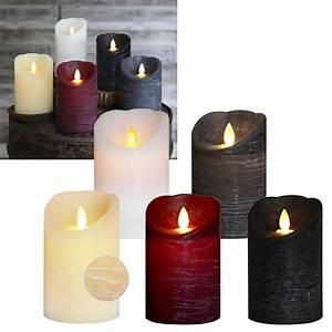Led Kerzen Mit Timerfunktion : led echtwachs kerze mit timer beweglicher flamme flammenlose flackernd kerzen ebay ~ Yasmunasinghe.com Haus und Dekorationen