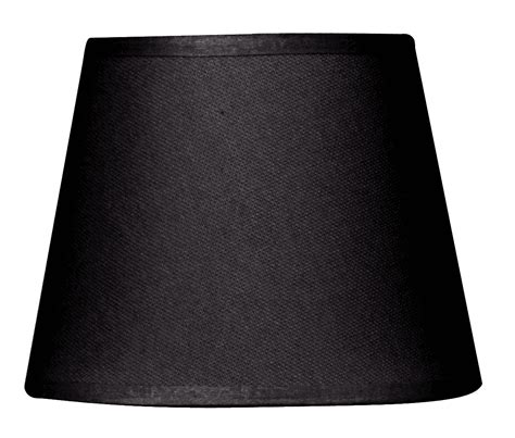 abat jour rectangulaire noir abat jour 224 pince noir diam 232 tre 14 cm abat jour forme am 233 ricaine e metropolight