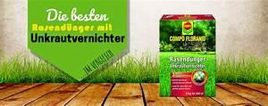 Unkrautvernichter Mit Rasendünger : die top rasend nger mit unkrautvernichter der vergleich ~ Frokenaadalensverden.com Haus und Dekorationen