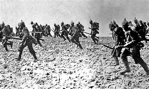 la prima guerra mondiale  sei minuti time lapse panorama