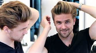 top  hairstyling tips  men