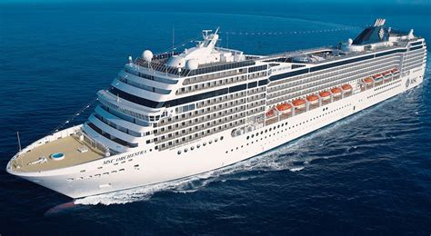 msc schedule port to port msc orchestra itinerary schedule current position cruisemapper