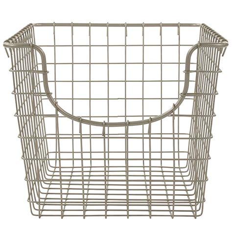 Wire Storage Basket  Nickel In Wire Baskets. Kitchen Design Tools. Designer Kitchens For Sale. Kitchen Bath Designers. Grey Modern Kitchen Design. Kitchen Designs For Apartments. Country Cottage Kitchen Design. Kitchen Beach Design. Custom Kitchen Cabinets Design