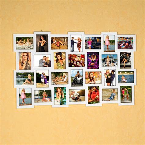 bilderrahmen fotorahmen fotogalerie fotos rahmen holz collage wei 223 kaufen bei mucola gmbh
