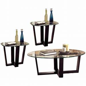 alexis black glass coffee table set steal a sofa With black and glass coffee table sets