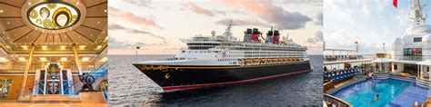Disney Magic Cruise Ship Review Photos U0026 Departure Ports ...