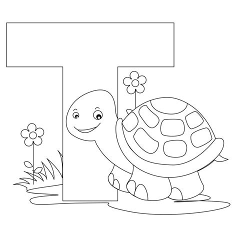 Coloring Alphabet free printable alphabet coloring pages for best