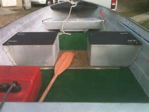 Jon Boat Removable Deck by Fem Yak How To Build A Deck In An Aluminum Boat