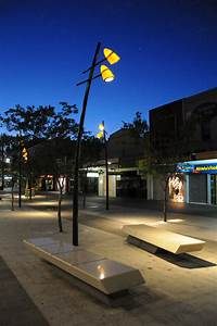 Rushwright landscape architecture mall street