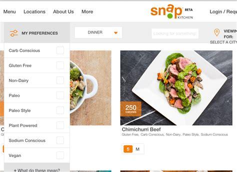 snap kitchen menu snap kitchen 100 gift card giveaway family journal