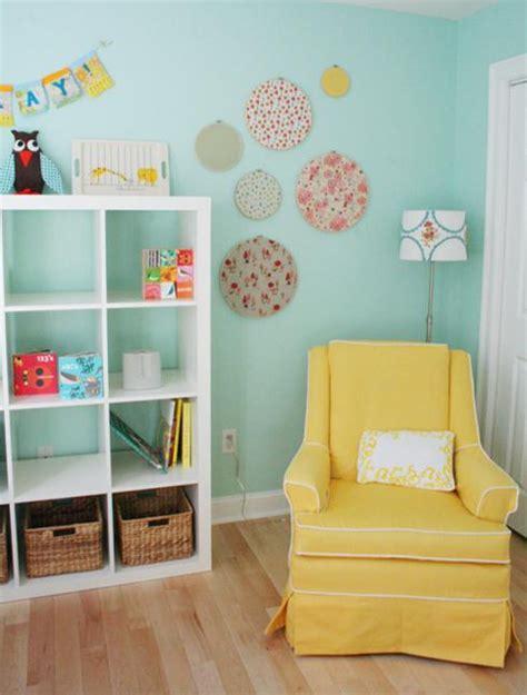 chambre bleu et jaune chambre d enfant jaune et bleu à voir