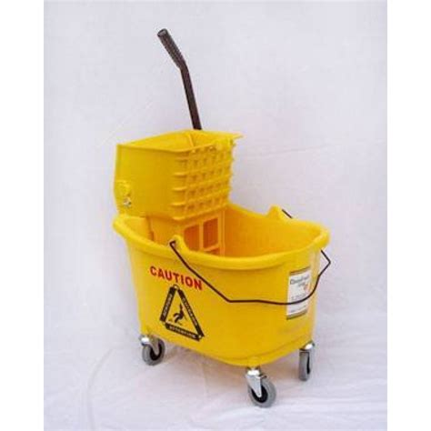 vacuum and mop combo side press mop wringer combo