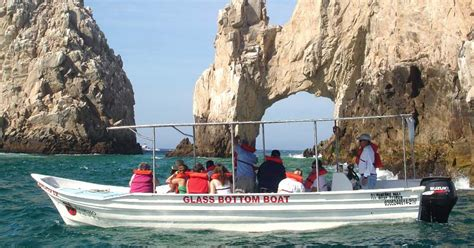 Boat Tour Cabo by Glass Bottom Boat Tour In Cabo San Lucas Los Cabos Baja