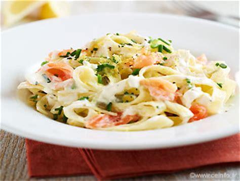 tagliatelles au deux saumons recette facile recettes 224 base de p 226 tes