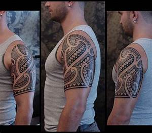 Maorie Tattoo Oberarm : 25 best maori tattoo designs for tribal tattoo lovers the xerxes ~ Frokenaadalensverden.com Haus und Dekorationen