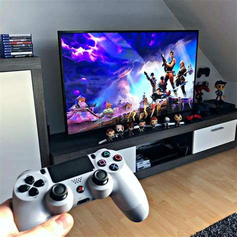 If your ps4 is set as primary for your psn account (with a playstation plus subscription) then it will automatically upload your and if you select that you should be able to view the full trophy list. Pin by Kennedy Cure on Gaming | Game room design, Video game rooms, Gaming room setup
