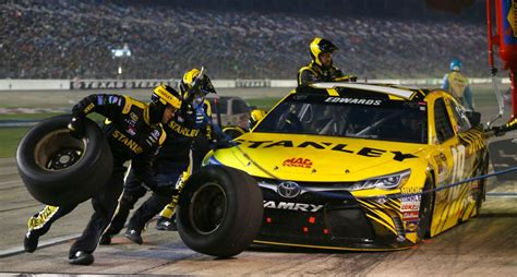 Kyle Busch wins at Texas to complete another NASCAR sweep ...