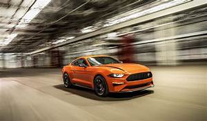 Mustang Celebrates 55th Anniversary as 'Best-Selling Sports Coupe'