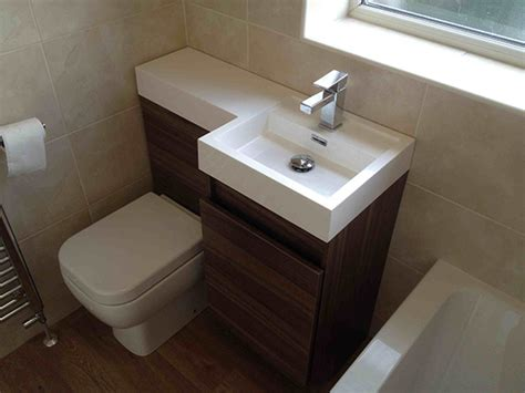Integrated Shower Units by 35 Built In Sink And Toilet Unit Premier 550mm White
