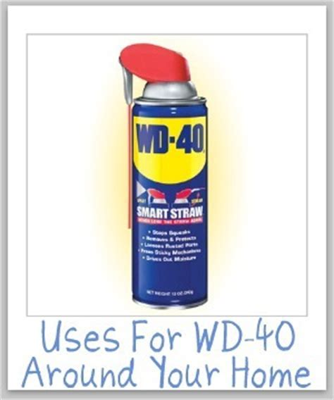 Uses For WD 40 Around Your Home For Cleaning, Stain