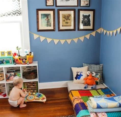 le chambre bébé garcon la peinture chambre bébé 70 idées sympas